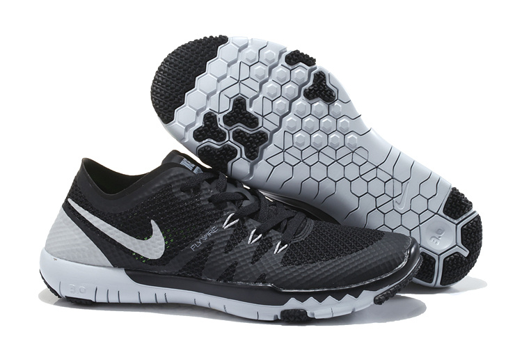 hot sale online fddd4 1c9e4 ... wholesale nike free 3.0 v3 trainer black grey shoes f568f 99a20