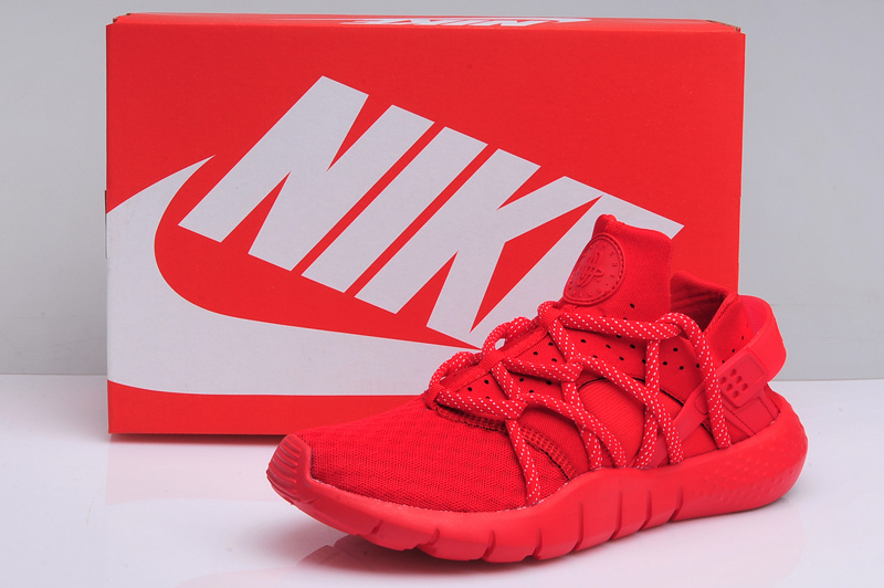 Women Nike Huarache NM All Red Shoes