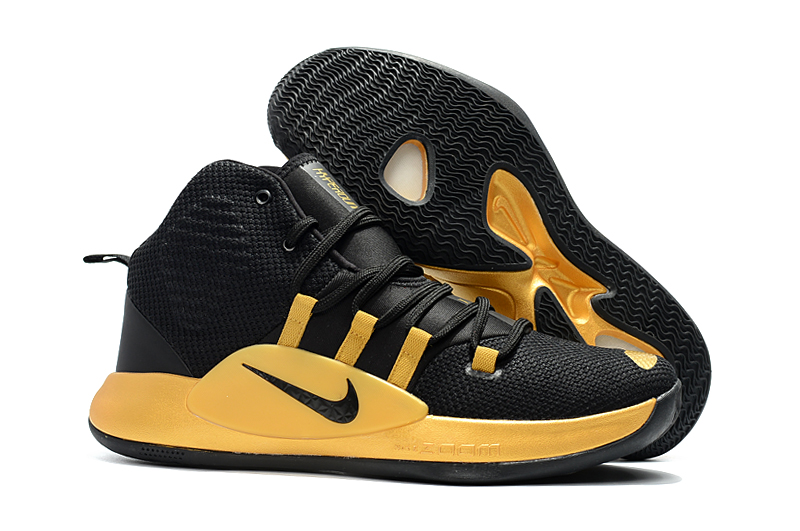 Nike Hyperdunk 2018 Black Glode Shoes
