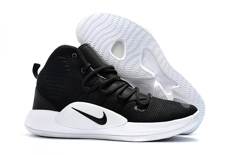 Nike Hyperdunk 2018 Black Sliver Shoes