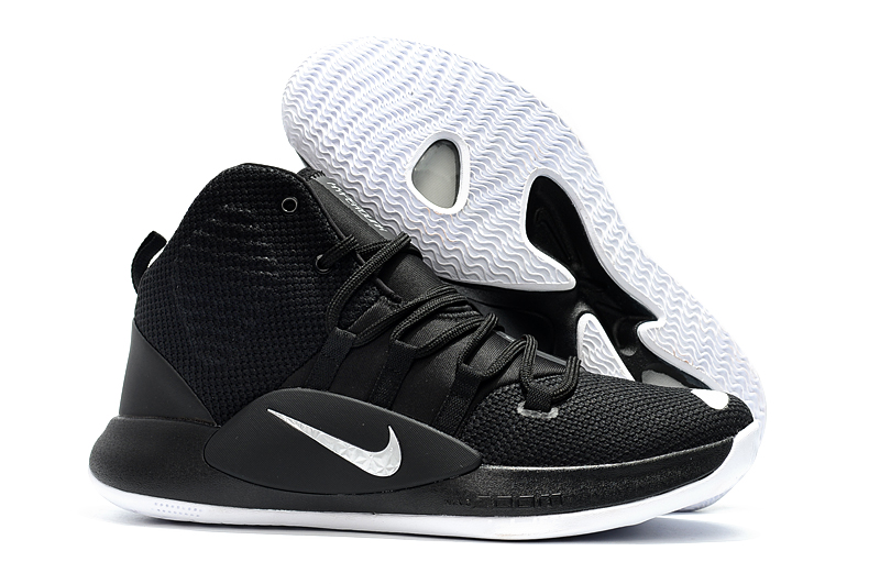 Nike Hyperdunk X 2018 Black White Baskebtall Shoes