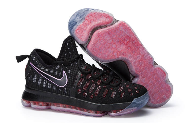 Nike KD 9 Bred Black Red 2016 For Sale