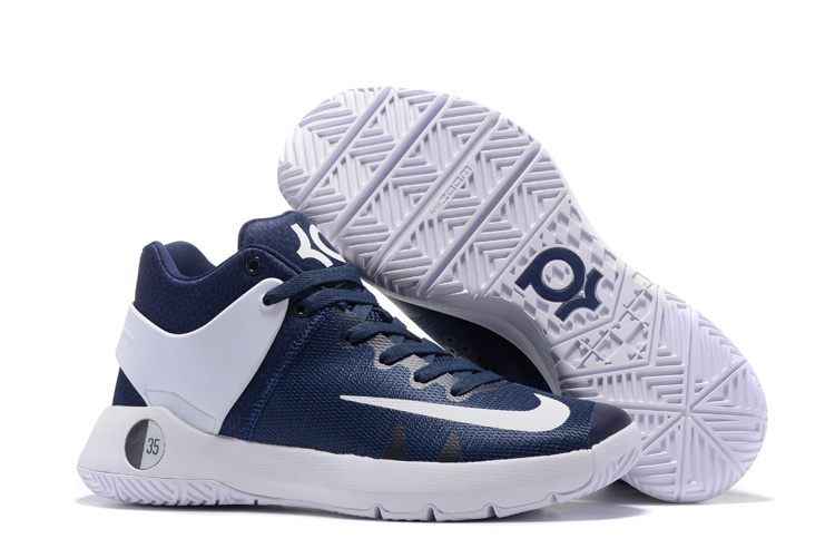 Nike KD Trey 5 IV Midnight Navy Basketball Shoes