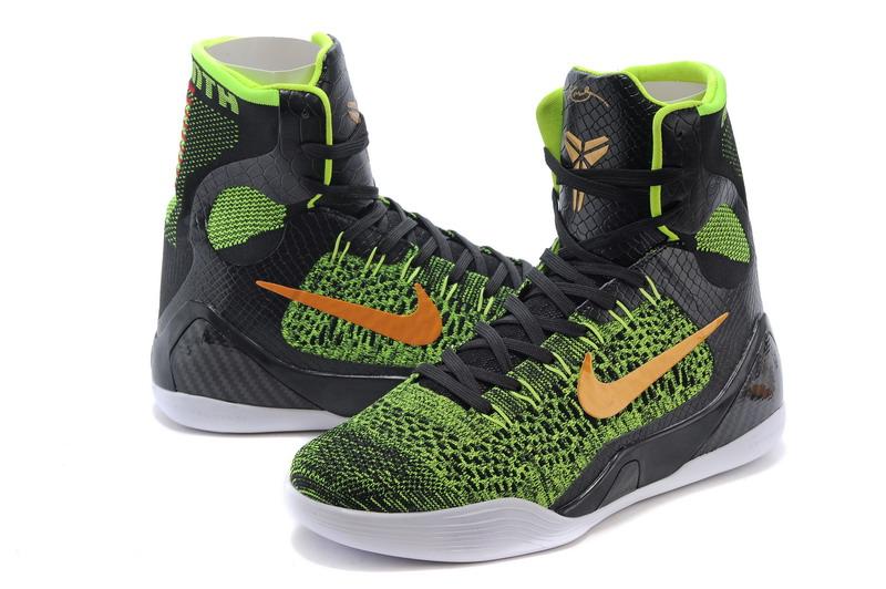 Nike Kobe 9 High Victory Flourescent