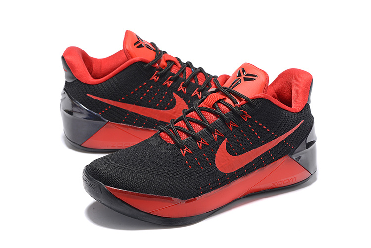 Nike Kobe A.D Black Red Basketball Shoes For Women