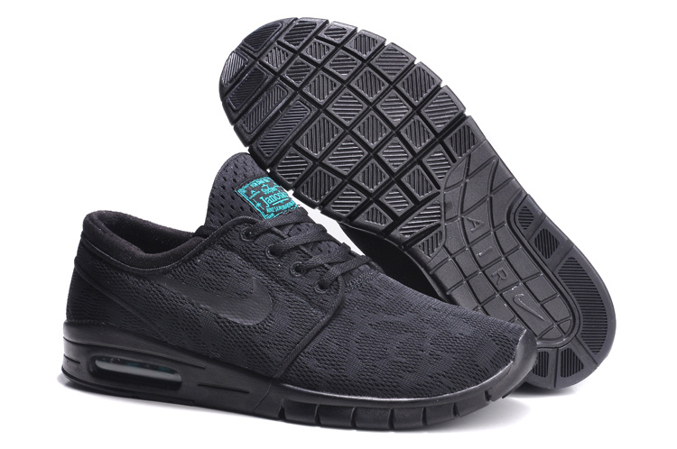 Nike Koston 2 Max Shoes All Black