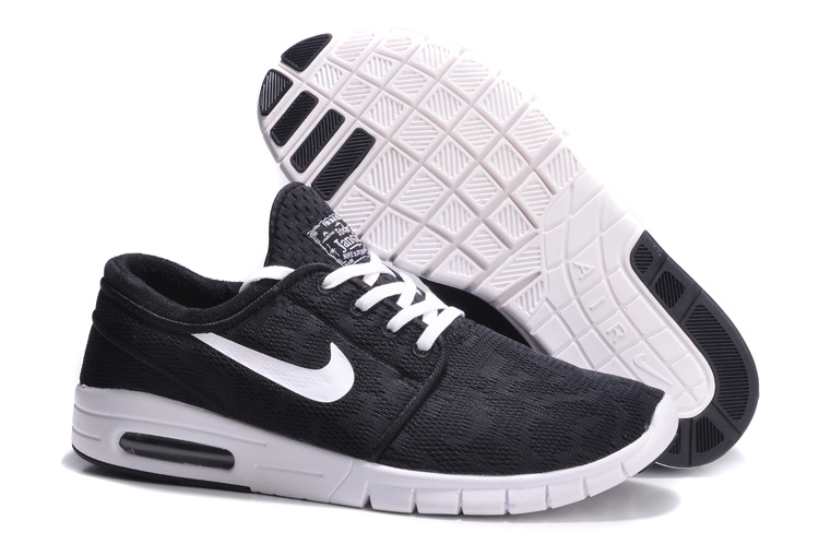 Nike Koston 2 Max Shoes Black White