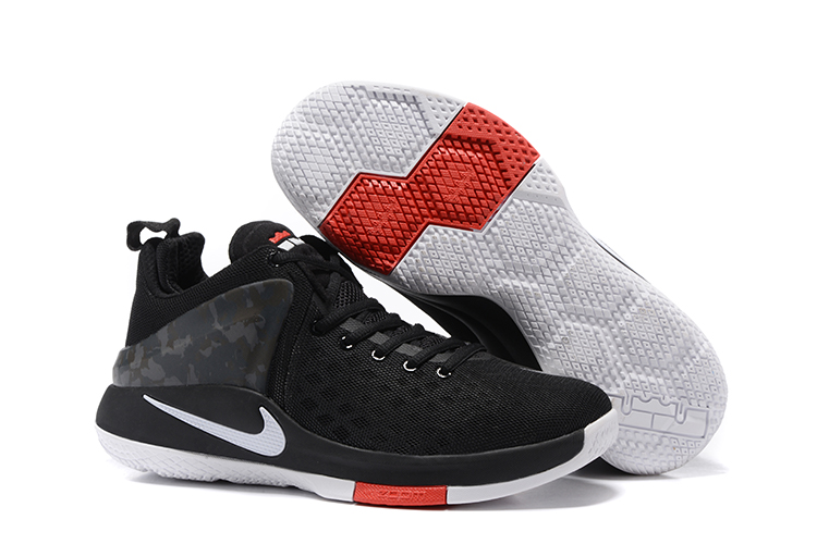Nike Lebrom Zoom Wintness EP Coal Black Shoes