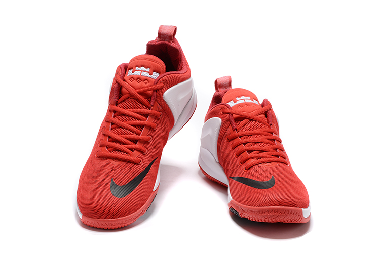 Nike Lebrom Zoom Wintness EP Red Black White Shoes