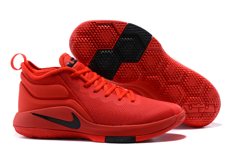 Nike Lebron Wintnes 2 Chinese Red Shoes