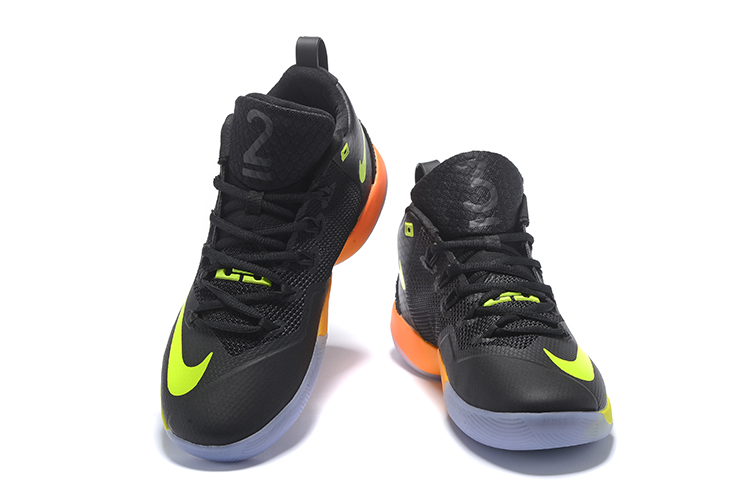 Nike Lebron Wintness 9 Black Rainbow Basketball Shoes