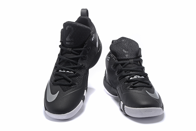 Nike Lebron Wintness 9 Black White Basketball Shoes
