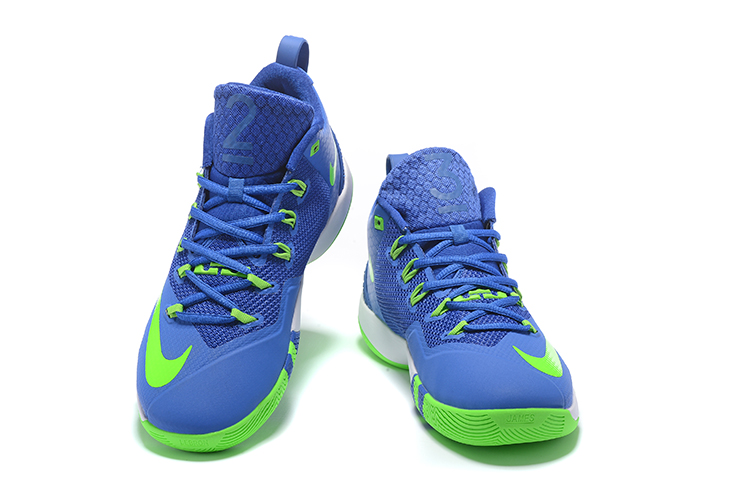 Nike Lebron Wintness 9 Jade Blue Green Basketball Shoes