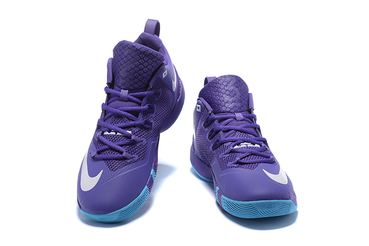 Nike Lebron Wintness 9 Purple Moon Basketball Shoes