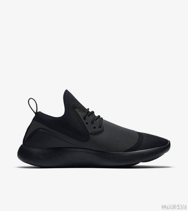 2017 Nike Lunarcharge Premium LE All Black Shoes