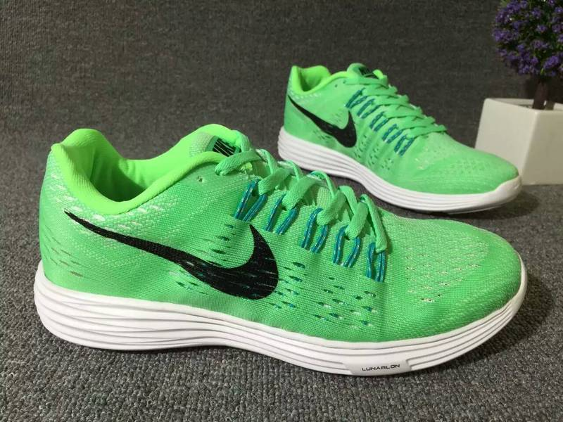 Nike Lunartempo 21 Fluorscent Green Shoes