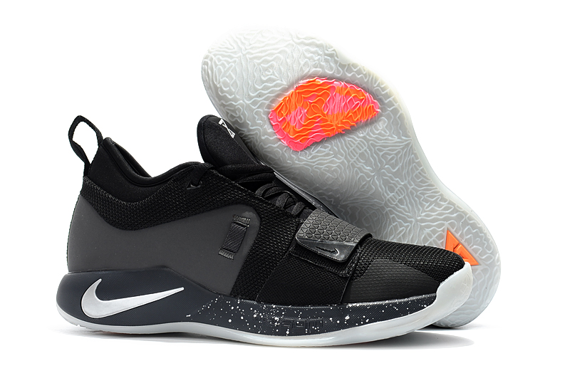 Nike Paul George 2.5 Black Shoes