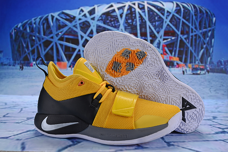 Nike Paul George 2.5 Bruce Lee Shoes