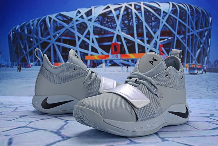 Nike Paul George 2.5 Dark Grey Shoes