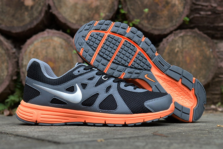 0e4ebc15c2b0 ... cheapest 60719 efff6  new zealand nike revolution 2 msl black orange running  shoes a0b01 8c8a6