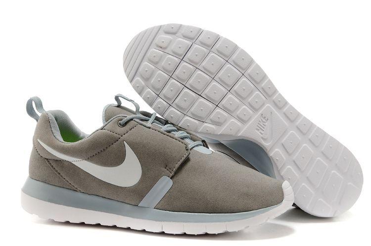 Nike Roshe Run NM 3M Midnight Grey White Shoes ... ea51fd8424