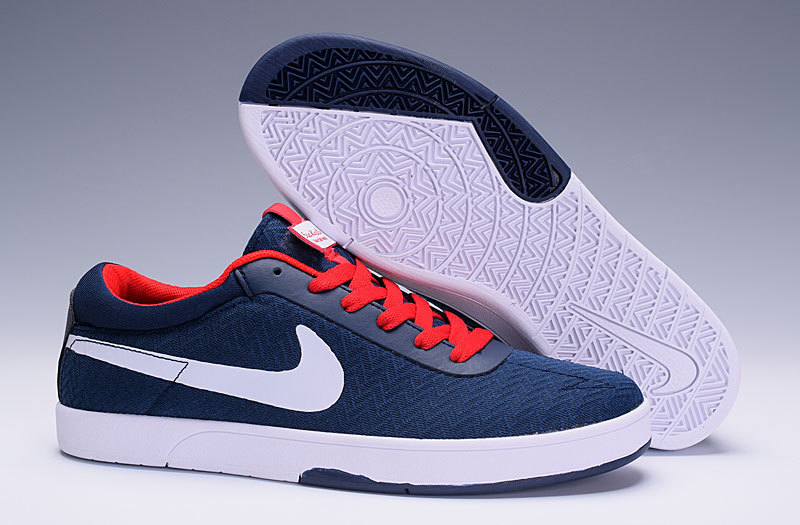 Nike SB Eric Koston Blue White Red Shoes