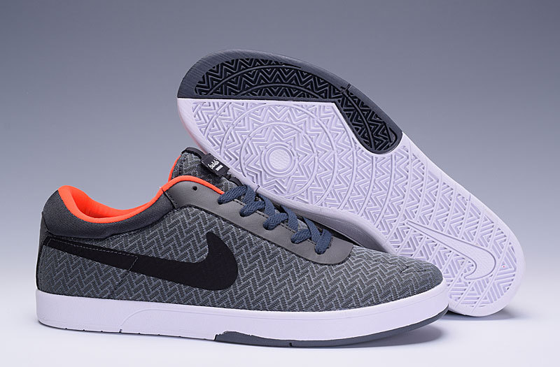 Nike SB Eric Koston Grey Black Shoes
