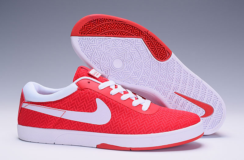Nike SB Eric Koston Red White Shoes