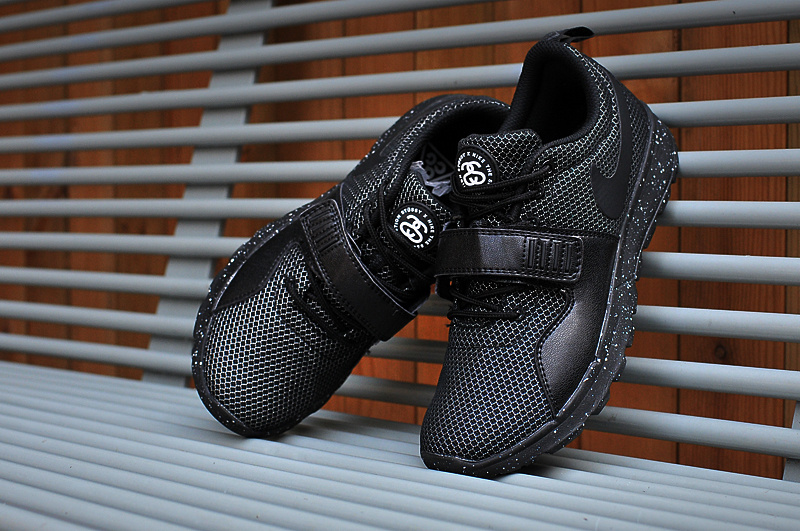 Nike SB Trainerredor Stussy All Black Shoes