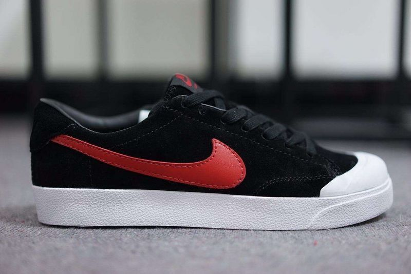 Nike SB Zoom All Court CK Black Red Shoes
