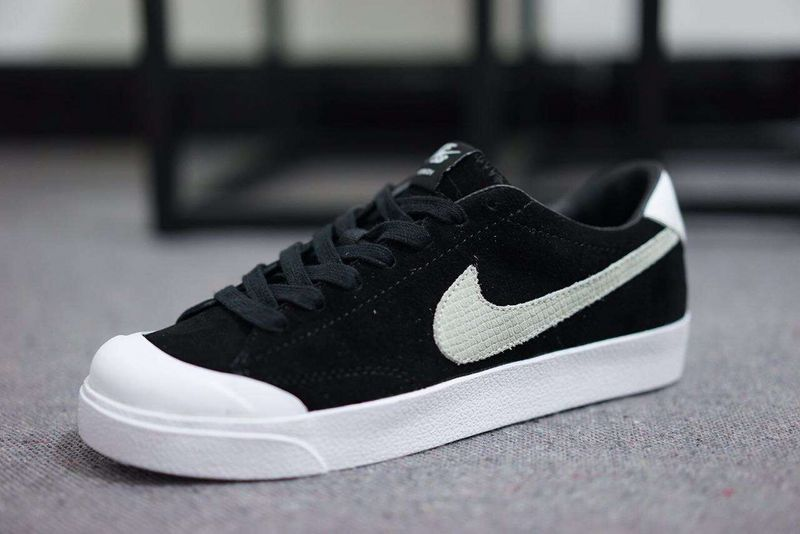 Nike SB Zoom All Court CK Black White Shoes