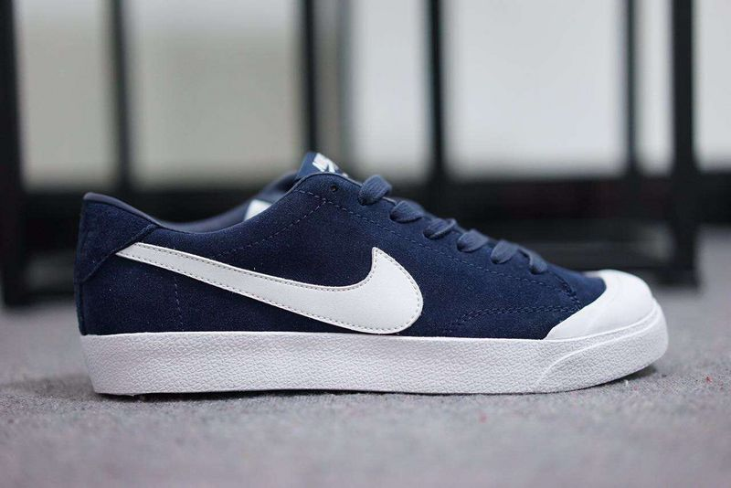 Nike SB Zoom All Court CK Royal Blue White Shoes
