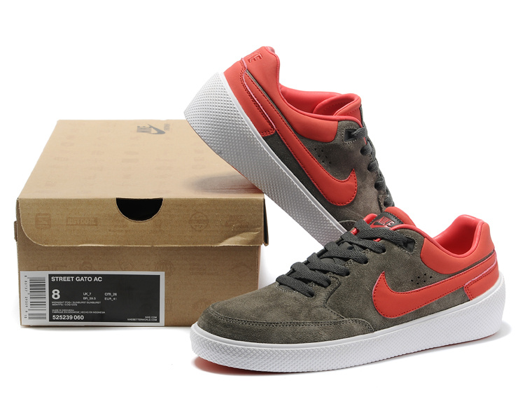 Nike ST Gatoreet AC Coffe Red Shoes