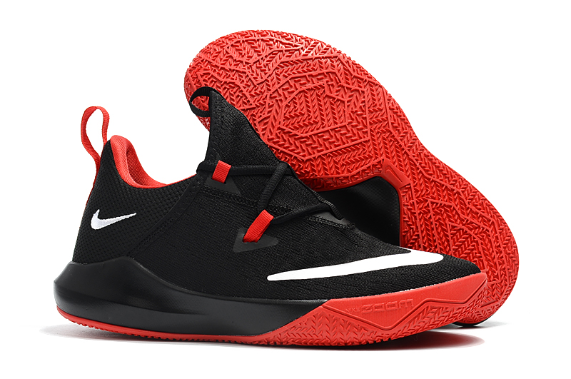 Nike Shift 2 Black Red White Basktball Shoes