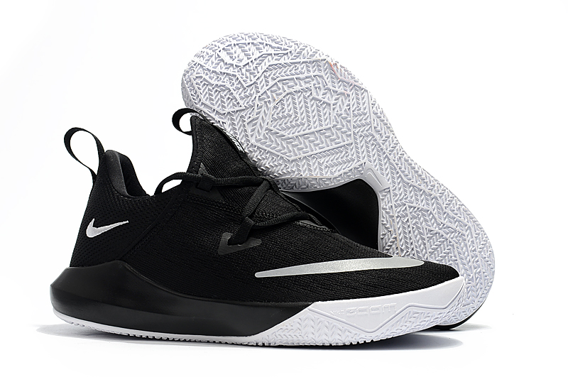 Nike Shift 2 Black White Basktball Shoes