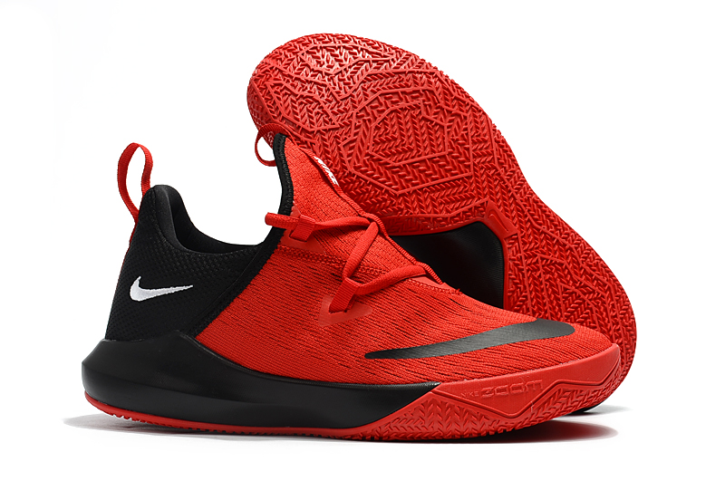 Nike Shift 2 Red Black Basktball Shoes