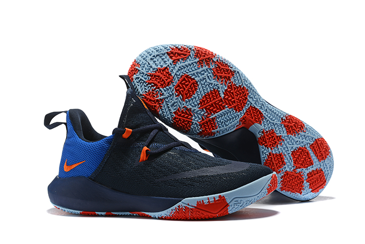 Nike Team 2 Thunders Basketball Shoes