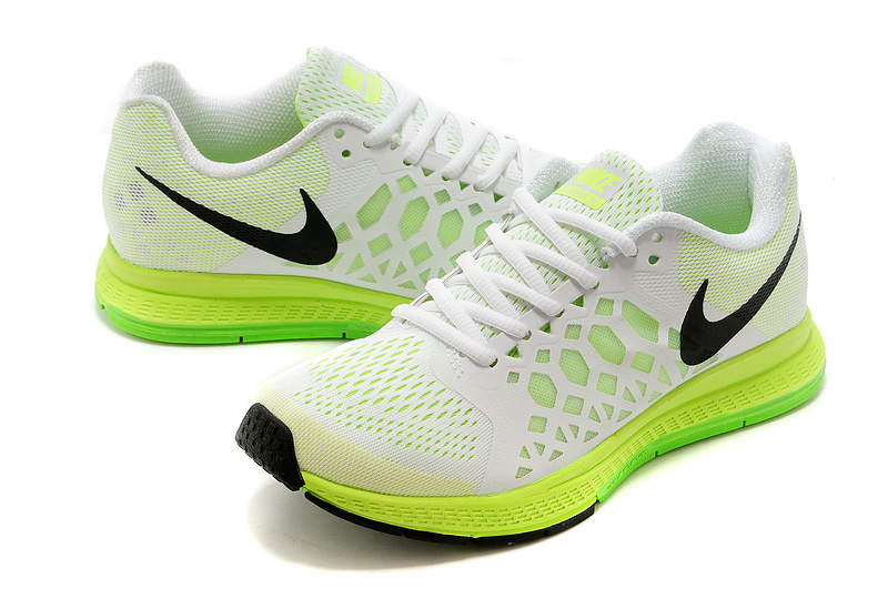 quality design 82751 a97c8 Nike Zoom Pegasus 31 White Fluorscent Sport Shoes For Women