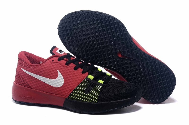 Nike Zoom Speed Trainer 2 Red Black Running Shoes