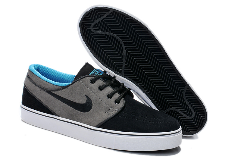 Nike Zoom Stefan Low Black Jade Shoes