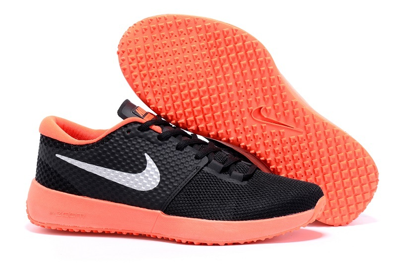 Nike Zoon Speed Trainer 2 Black Orange Running Shoes