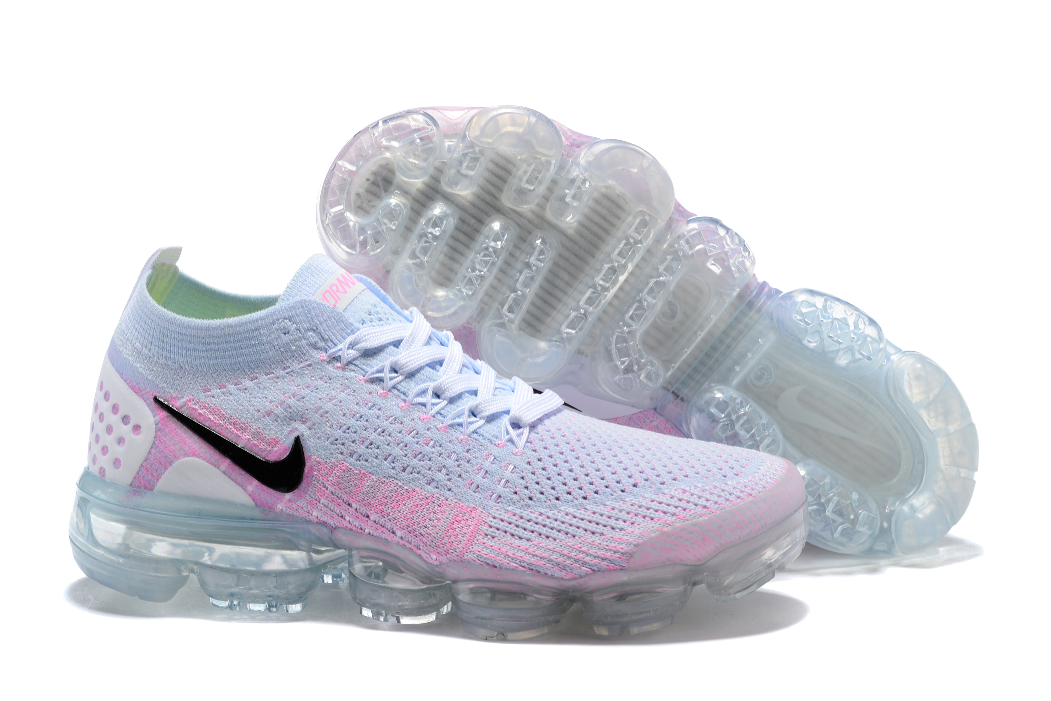 Women 2018 Nike Air VaporMax II Gint Pink Shoes