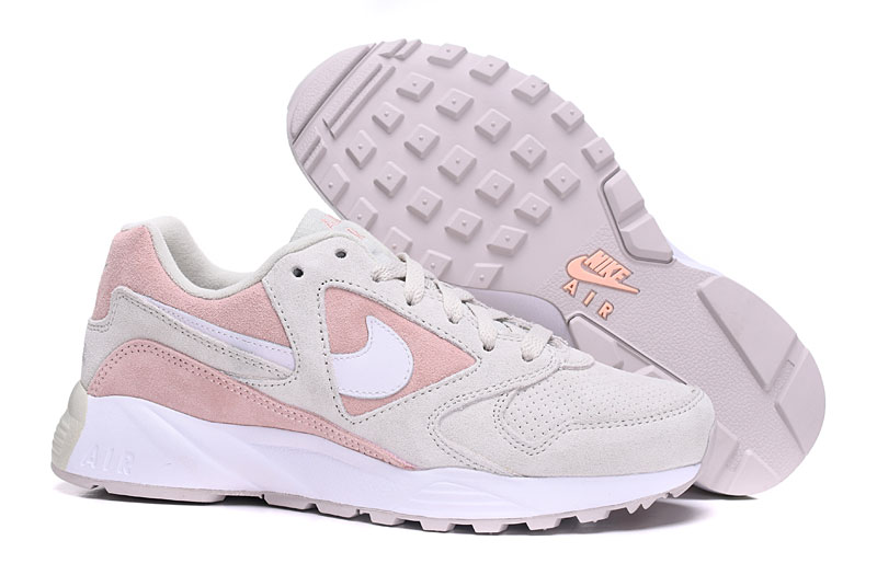Women Nike Air Icarus Extra QS Grey Pink Shoes