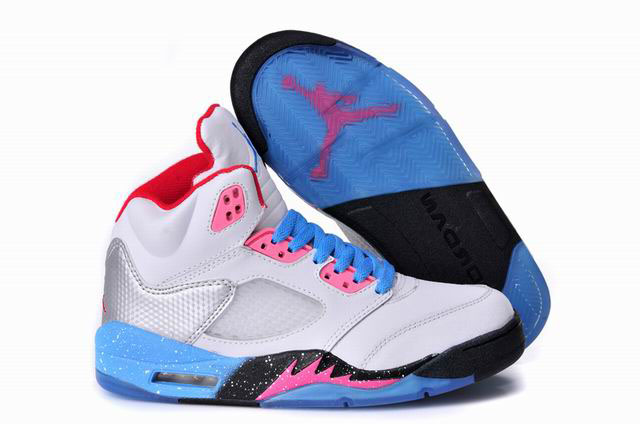 cdddb39540626d Women Air Jordan 5 Miami Vice  Nike3623  -  75.00   Real Nike ...