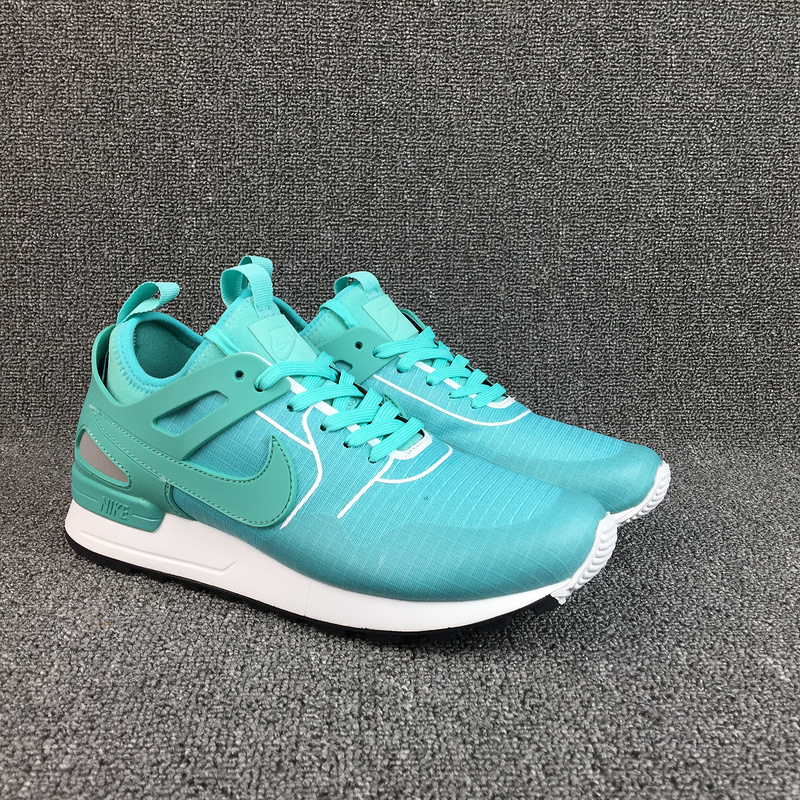 Women Nike Air Pegasus 89 Green White Shoes