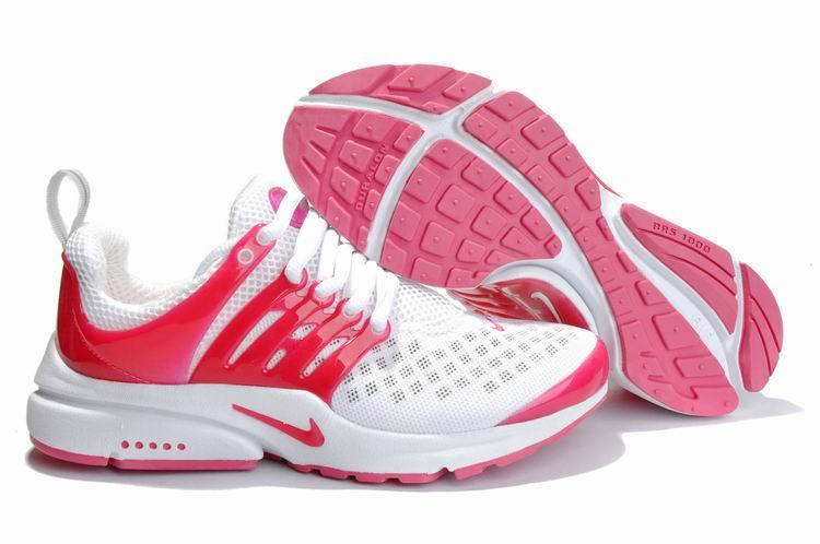 c2c1302168ce Women Nike Air Presto 2 Carve White Red Sport Shoes With Holes ...