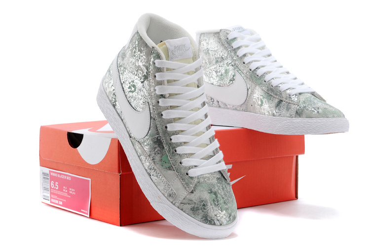 new york 80bd1 96e09 ... netherlands women nike blazer mid green camouflage shoes 43d8f 0a24a ...