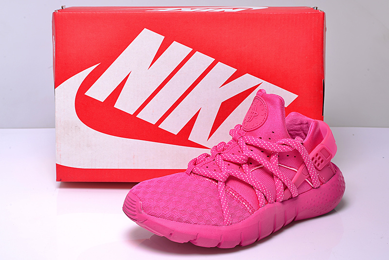 cffb7cc377ce Women Nike Huarache 2 All Pink Shoes  Nike2478  -  65.00   Real Nike ...