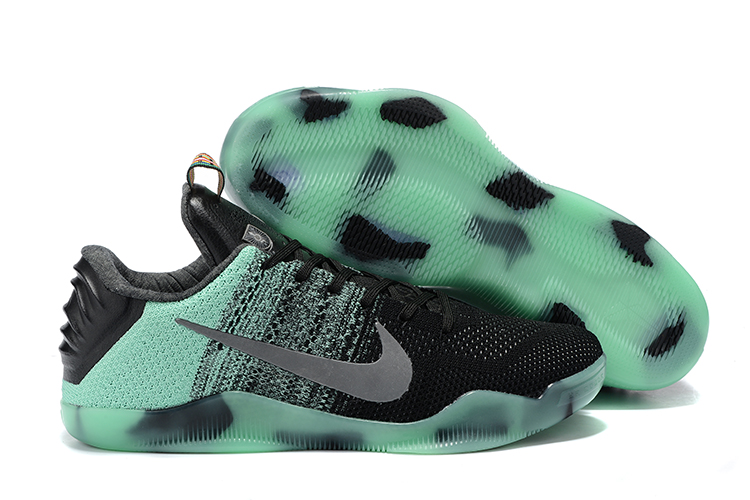 Women Nike Kobe 11 Woven Glow In Dark All Stars Shoes
