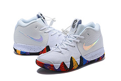 Women Nike Kyrie 4 NCAA Color Shoes